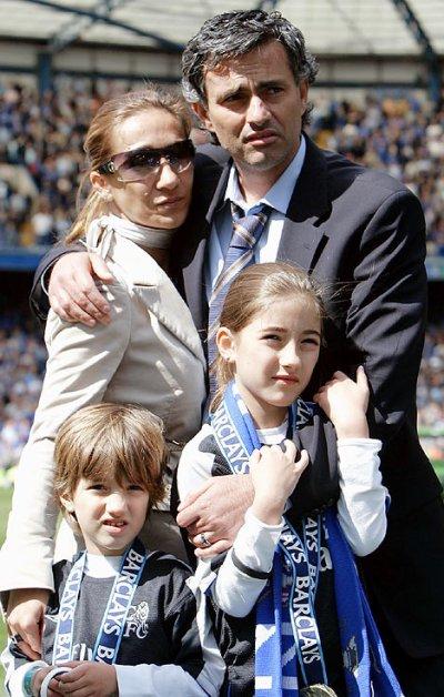 faria ils sont parents de 2 enfants mathilde nee en 1996 et jose mario